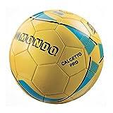 Mondo 13179 - Calcetto Pro Pallone di Cuoio, Misura 5