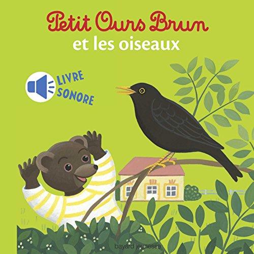 Mini sonore Petit Ours Brun et les oiseaux