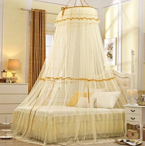 cushionliu-cama-suspendida-mosquiteros-princesa-de-lujo-dome-cama-cama-12-15-18-mbeige-de-12m-4-pies