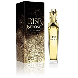 BEYONCÉ Rise Eau de Parfum Fragrance for Women, 50 ml