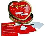 Lovebox Gutscheindose 52x Liebeslose für Paare für jede Woche des Jahres als Geschenkidee