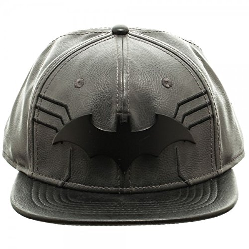 DC Comics Batman Suit Up Black Snapback Gorra De Béisbol