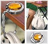 Handtaschenhalter Taschenhalter (Taschenhalter bernstein)