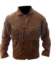 Amazon.it  frange - 3XL   Giacche e cappotti   Uomo  Abbigliamento c3cae24bc8f5