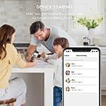 Presa-Intelligente-WiFi-Smart-Plug-Spina-Energy-Monitor-Compatibile-con-Google-HomeAmazon-AlexaIFTTTTECKIN-Controllo-Remoto-Funzione-di-Temporizzazione-Presa-Wireless-per-iOS-Android-App-2pack