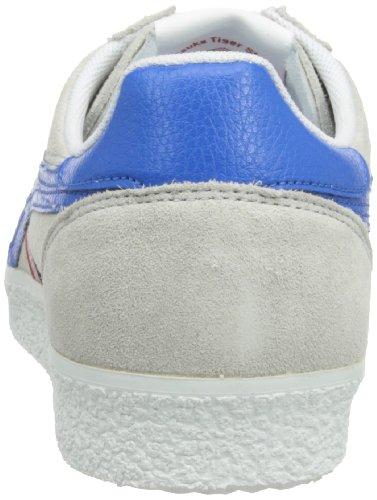 Asics Vickka Moscow, Baskets Basses Mixte Adulte Light Grey Blue