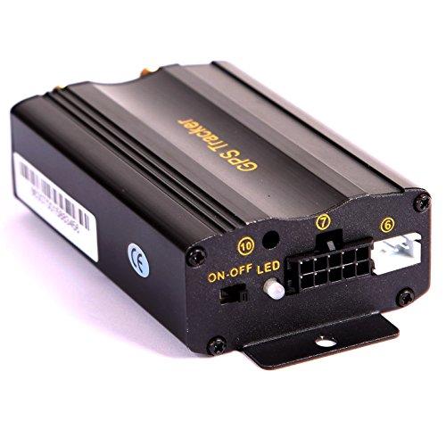 T/él/écommande localisation GSM GPRS /émetteurs /étanches v/éhicule Surveillance en ligne After Partz Ovo-103B professionnel voiture et moto localisation GPS Tracker Antivol localisation pour iOS et Android
