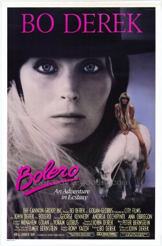 Bolero Plakat Movie Poster (27 x 40 Inches - 69cm x 102cm)...