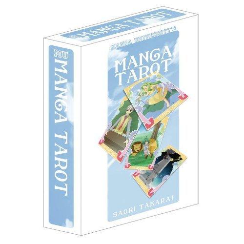 Manga University's Manga Tarot (Cards Plus Guidebook) by Saori Takarai (2009-04-29)