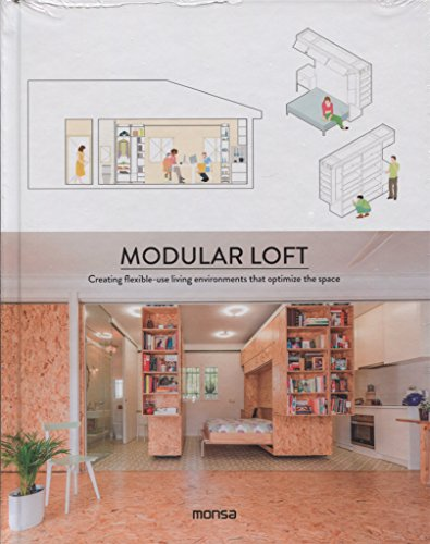 Modular loft por MONSA