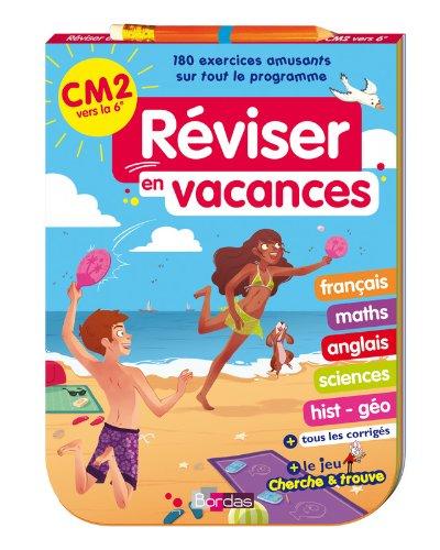 Réviser en vacances - Bloc jeux CM2