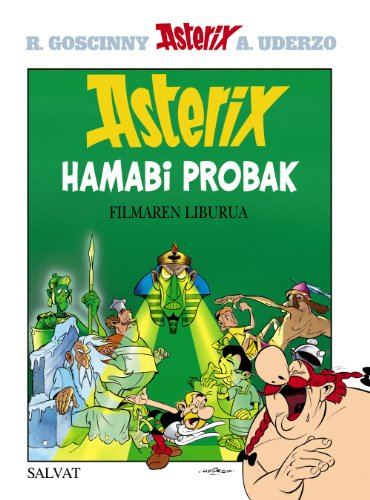 Asterix Hamabi Probak / the Twelve Tasks of Asterix