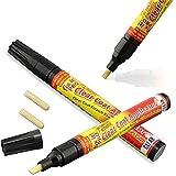 Lápiz de reparación de arañazos de coche - Aplicador de vehículos Dewin para cuidado de automóviles, Lápiz de pintura removedor, a prueba de agua