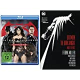 Batman v Superman: Dawn of Justice – Ultimate Edition [Blu-ray] + Batman: The Dark Knight: Master Race