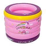 Tianyi Yugang Die Tragbare Badewanne der Erwachsenen Kinder Verdickte aufblasbares unabhängiges Portable mit Bequemer Hoher Qualität Weiche Sicherheitsbadewanne PVC