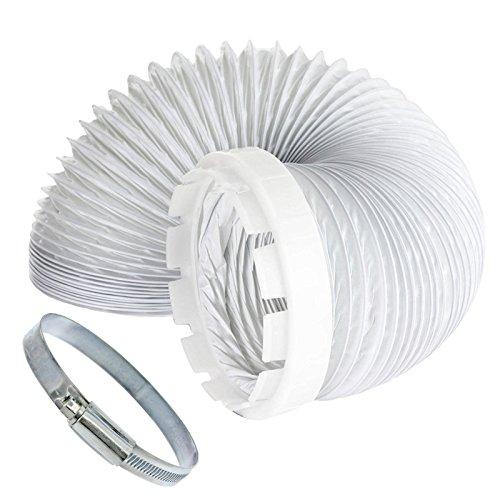Spares2go Manguera De Ventilación Y Adaptador tubo