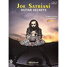Joe Satriani Guitar Secrets Tab