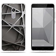 Funda Xiaomi Redmi Note 4X, DIKAS Ultra Thin Carcasa Anti Slip Soft Bumper Scratch Resistant Back Cover Flexible Silicone Case Parachoques Carcasa Funda Bumper para Xiaomi Redmi Note 4X 5.5- pic: 13