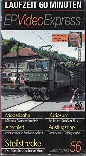 Preisvergleich Produktbild Hagen von Ortloff - E.R. Videoexpress - Ausgabe 56