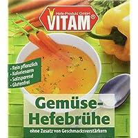 VITAM Gemüse-Hefebrühe, 1er Pack (1 x 500 g)