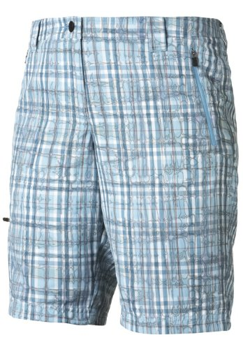 Odlo Damen Bermudas Solo, pagoda blue - bachelor button, 34, 523011