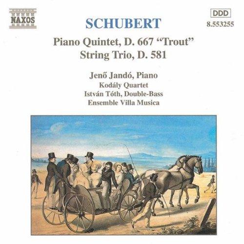 Piano Quintet In A major, Op. ...