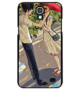 Printvisa Love Couple In A Sunflower Field Back Case Cover for Samsung Galaxy Mega 2::Samsung Galaxy Mega 2 LTE::Samsung Galaxy Mega 2 G750F