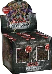 Upper Deck - Jeu de Cartes à Collectionner - Yu-Gi-Oh! Jcc- Pack Edition Speciale Tenebres Fantomes