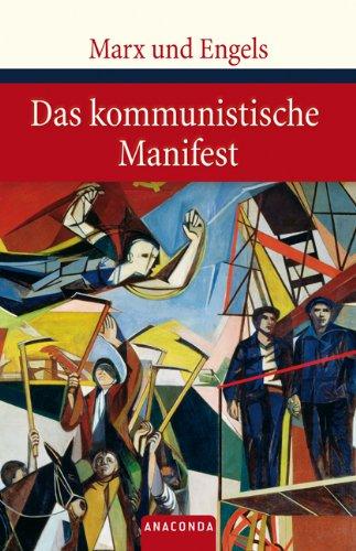 Buchseite und Rezensionen zu 'Das kommunistische Manifest' von Karl Marx