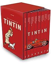 The Tintin Collection The Adventure of Tintin The Adventure