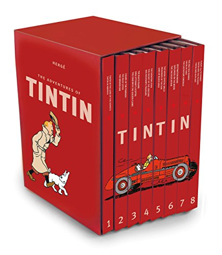 The Tintin Collection (The Adventures of Tintin - Compact Editions) por Hergé