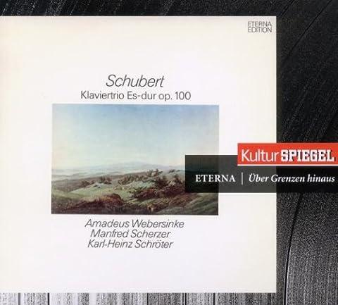 Piano Trio in E flat major Op.100 D 929, Violin Sonata in A minor D385