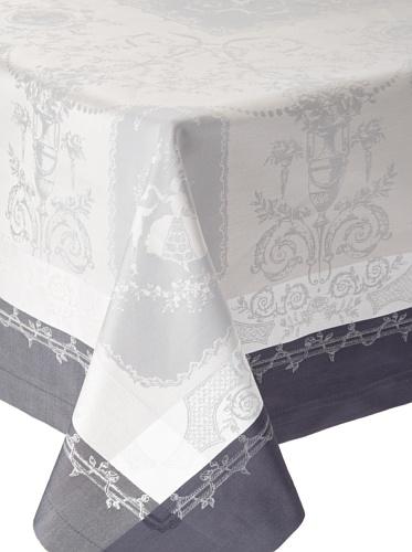 Garnier-Thiebaut BAGATELLE Nappe Antitache, Coton, Flanelle, 172 x 252 cm
