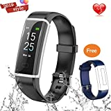 Fitness Tracker with heart monitor, fitness trackers watch with Ttouch Screen, Step Counter