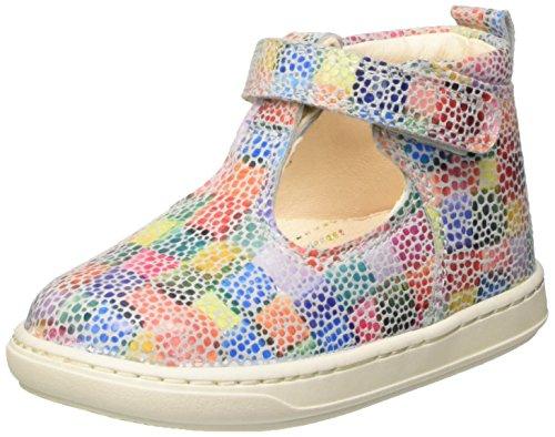 Shoo Pom Bouba Up Sandal, Chaussures Bébé marche bébé fille Multicolore (Multi)