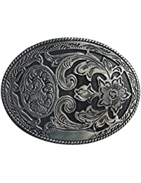 Spirit of Isis B155 Buckle Gürtelschnalle Floral Ornament