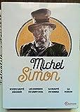 MICHEL SIMON, Coffret 4 films, Boudu sauvé des eaux, les disparus de Saint-Agil,La beauté du diable, La poison.