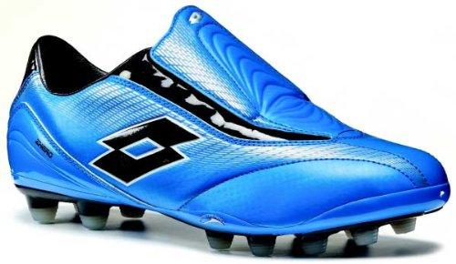 Lotto Zhero Gravity 300FG, Chaussures de Sport–Football - - Türkis (Turchese Scuro/Nero),