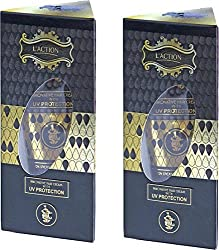 Laction UV Protection Hair Cream (Pack of 2)
