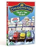 Chuggington - Thats the Ticket [DVD]