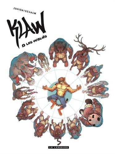 Klaw (6) : Les Oubliés