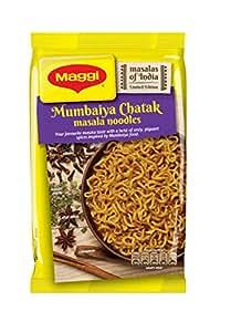 Maggi Mumbaiya Chatak Masala Noodles, 73g (Pack of 6)