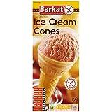 60g Barkat Gluten conos de helado