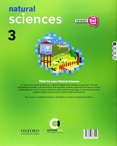 Natural Science. Primary 3. Student's Book - Module 1 (Think Do Learn) - 9788467383959