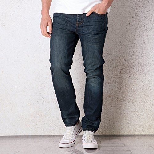 Bench – Vast V3 Jeans Dark Worn M0318