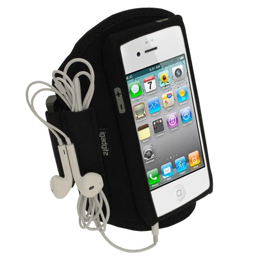 igadgitz Jogging Armband iPhone 5