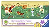 Ravensburger 03235 - Liebste Tierfreunde, my first wooden puzzle
