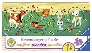 Ravensburger - My First Puzzle, Mis Amigos los Animales (03235)