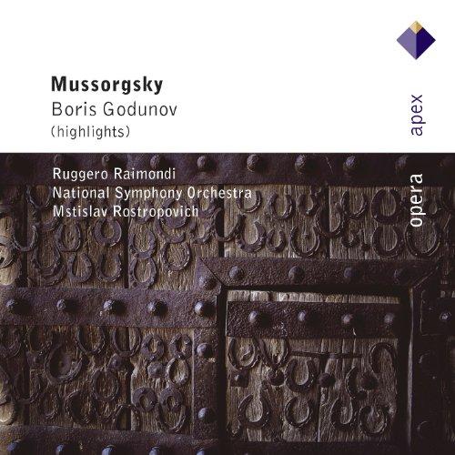 Mussorgsky / Arr Lloyd-Jones : Boris Godunov [Highlights] - Apex