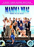 Mamma Mia! Here We Go Again (DVD + Digital Download) [2018]